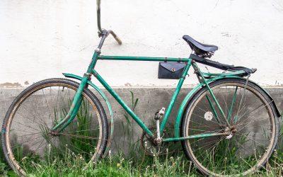 Mein Fahrradhändler und ich